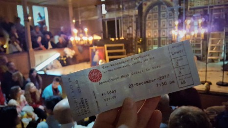 Meow Meow tickets in Sam Wanamaker theater