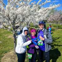 Destination Run: Cherry Blossom Ten Mile Run in Washington, DC (2018 Race Recap)