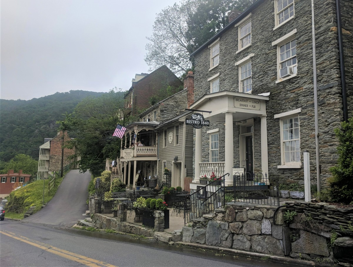 A Day Trip to Harpers Ferry